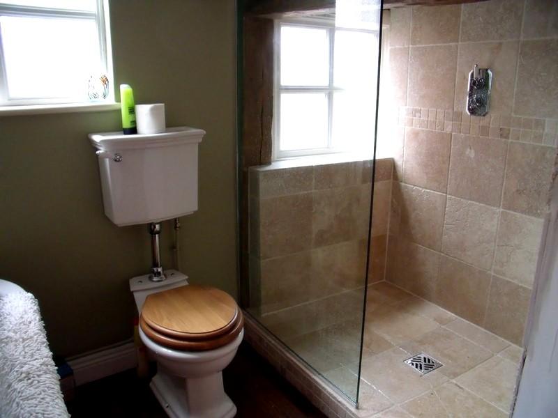 Идея дизайна для небольшой ванной