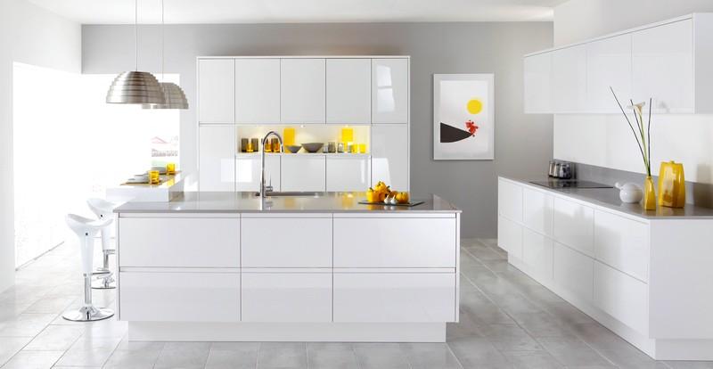 Необычный кухонный дизайн