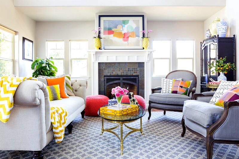 Особенности комнатного интерьера в светлых тонах