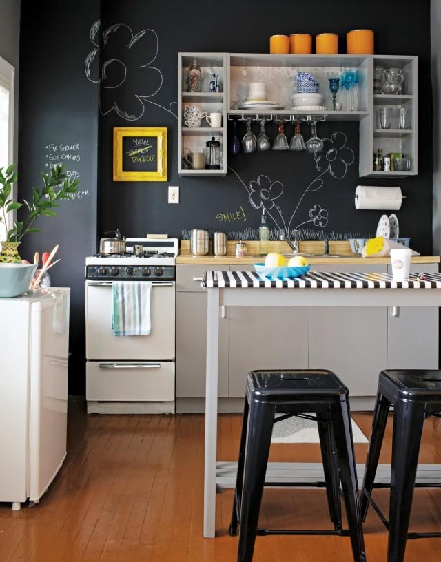 Современные кухни: функциональный дизайн для маленькой площади