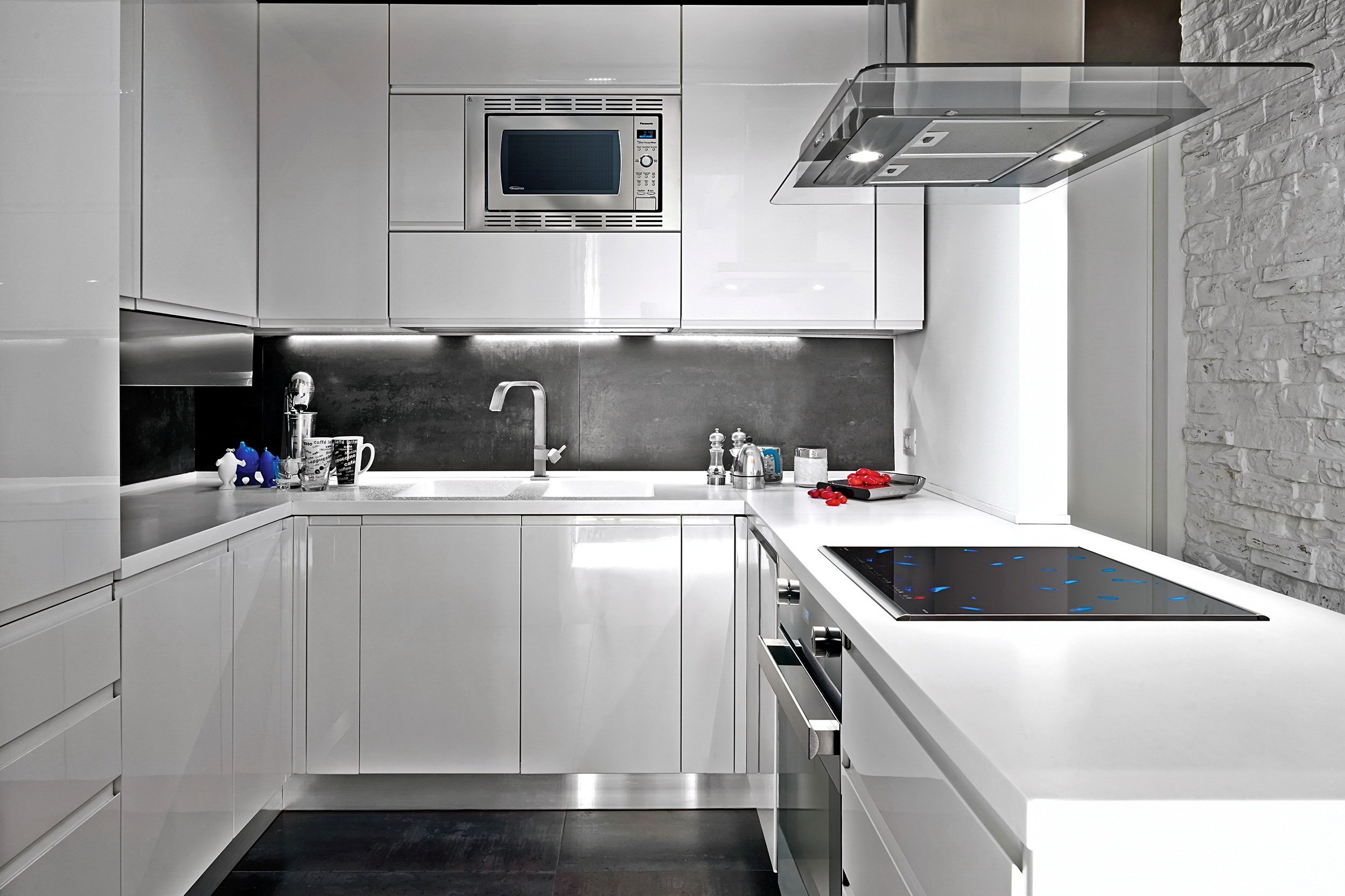 Кухня черного члена