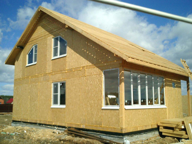 Особенности материалов для внутренней отделки дома из СИП панелей