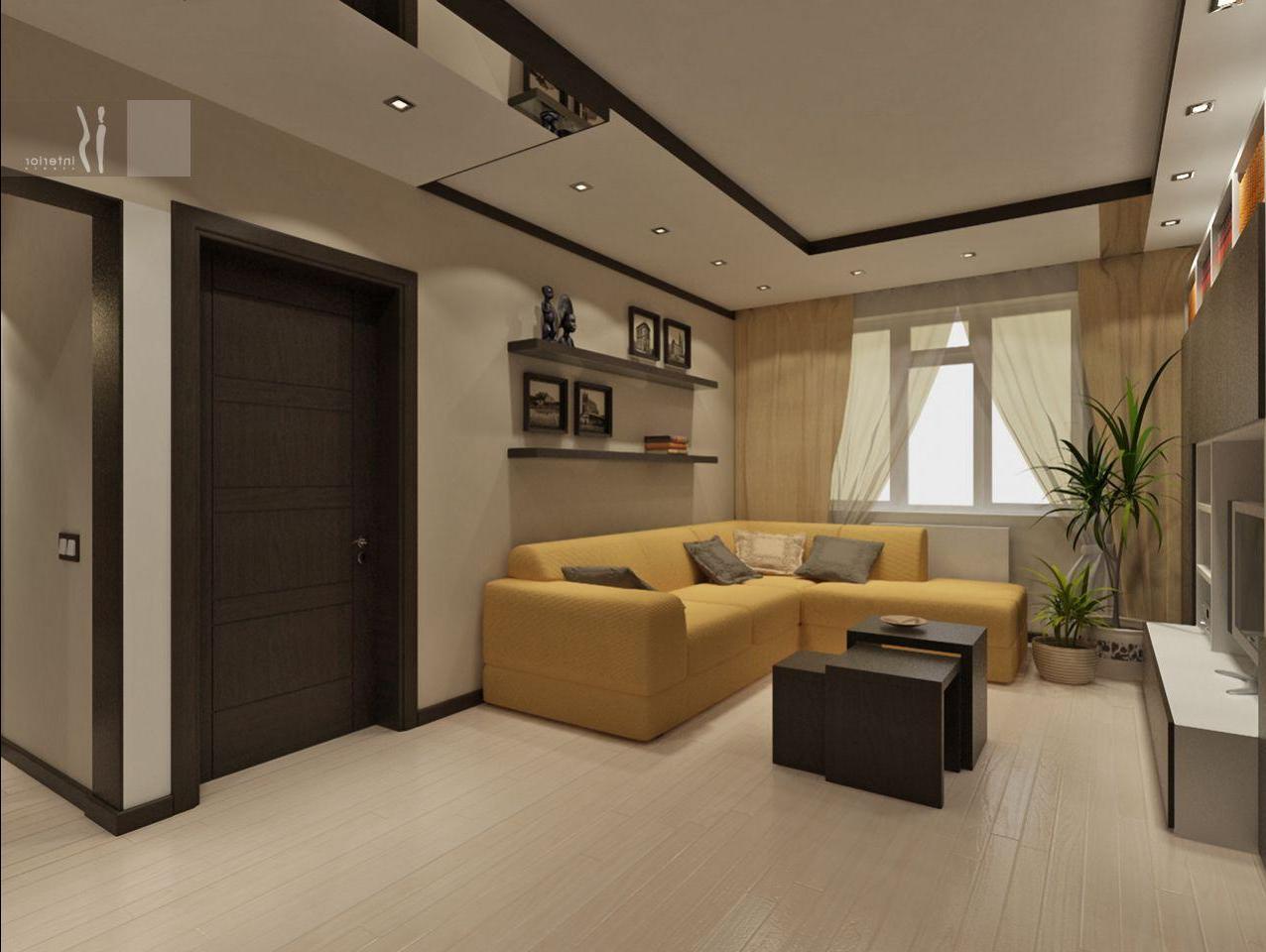 Перепланировка квартир П-44