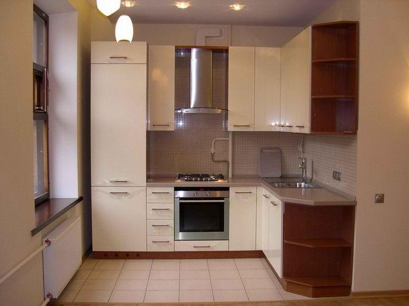 Особенности дизайна небольшой кухни в квартире: фото интерьеров
