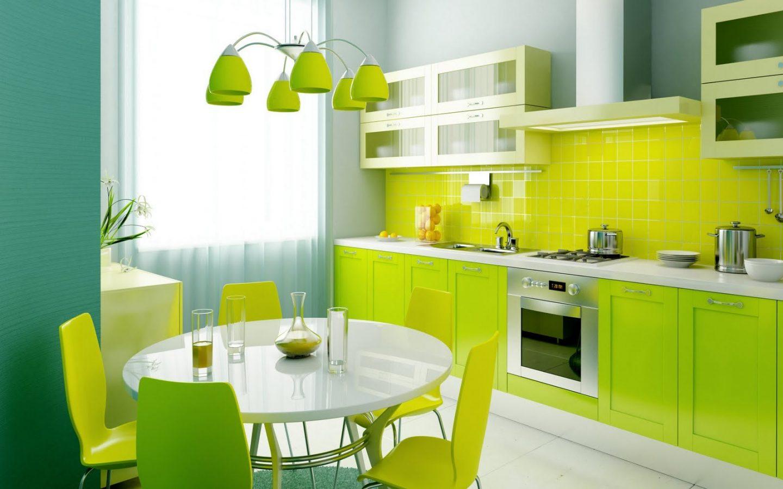 Интересные и функциональные идеи для кухни