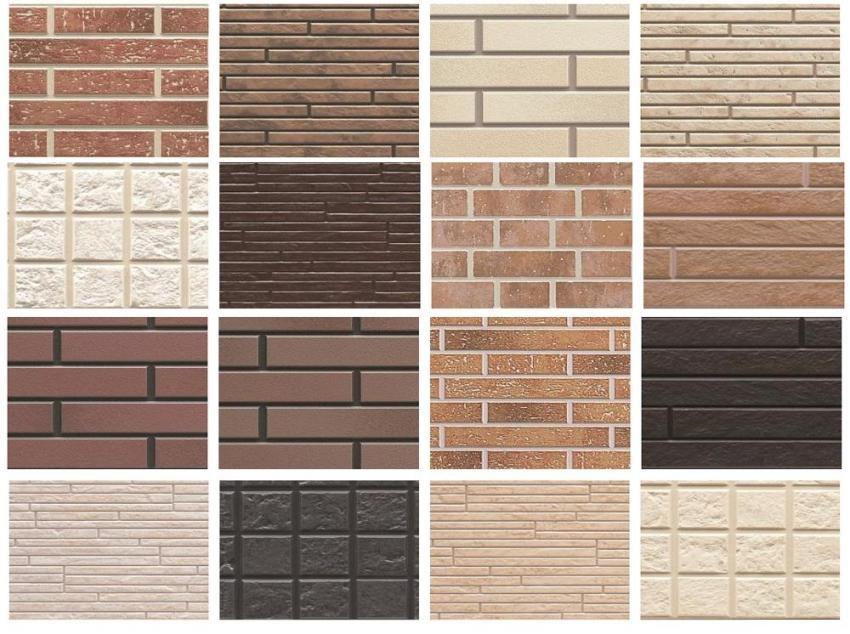 Примеры стилевых решений декоративных панелей