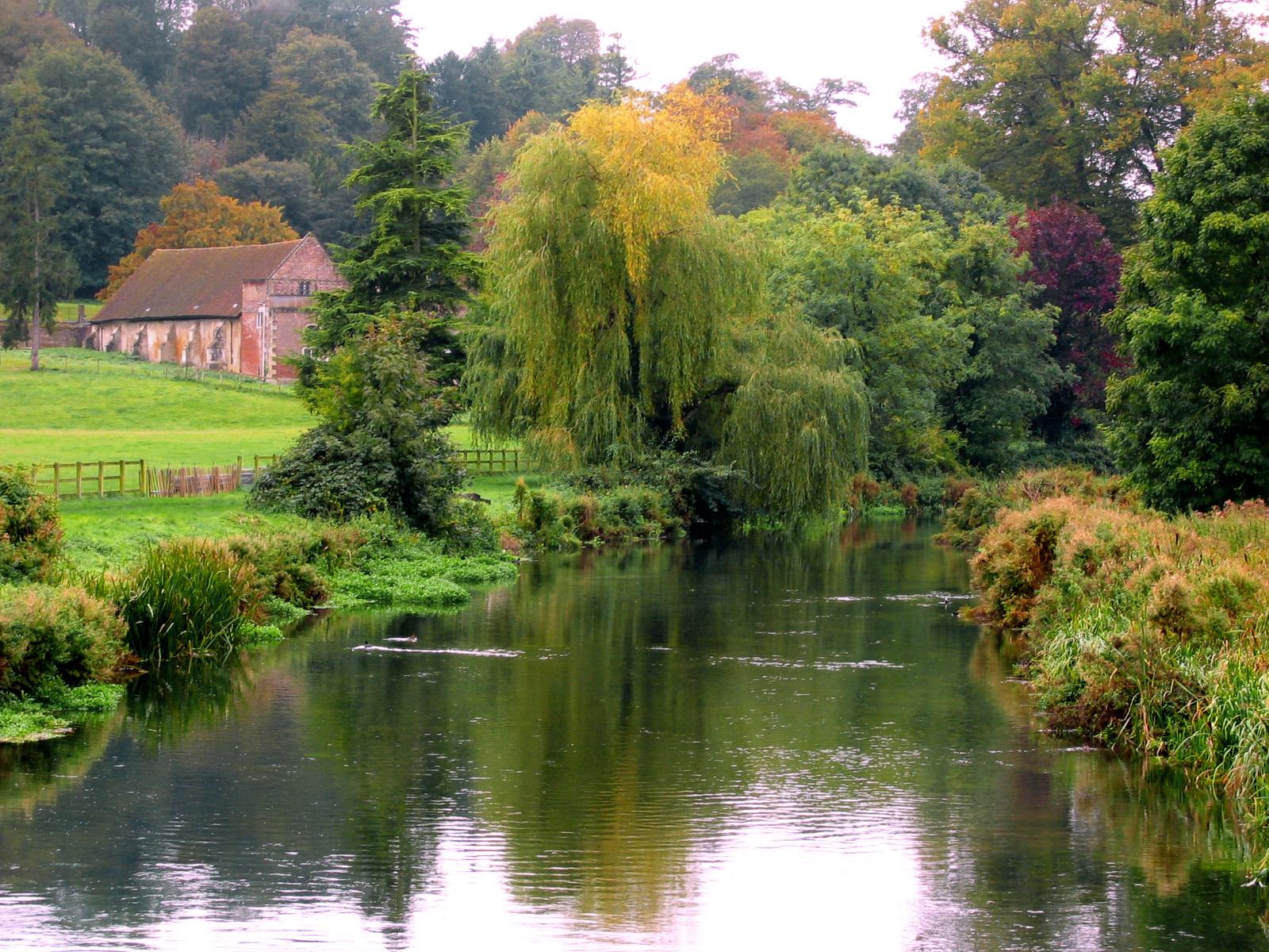 Пейзажный-английский стиль в ландшафтном дизайне