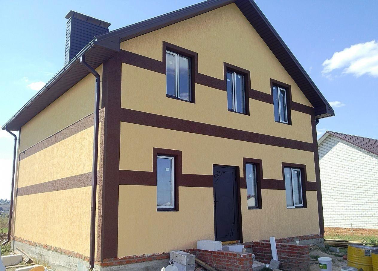 Покраска фасада цена за квадрат