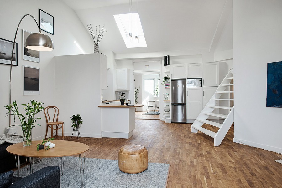 Современная стилистика в квартире