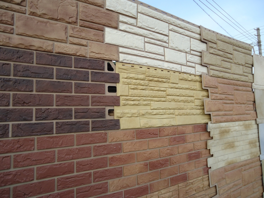 Штукатурка фасада с металлической сеткой
