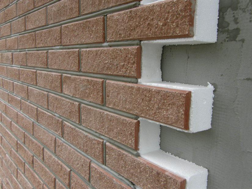 Крепление фасадных панелей на стену