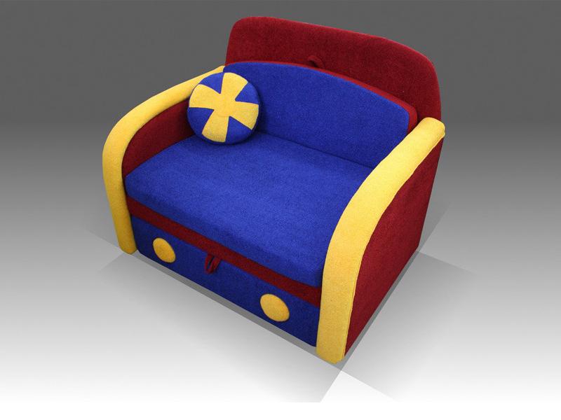 Кресло-кровать для мальчиков