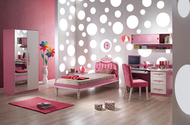 Комната-салон для девочки