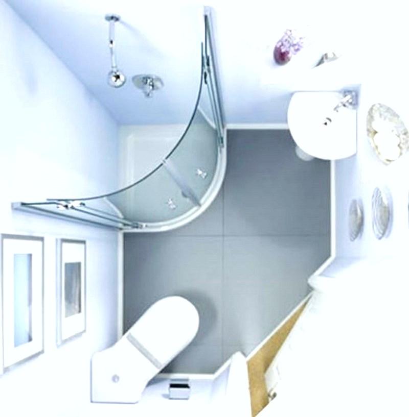 Угловая мебель - это то, что надо для маленькой ванной