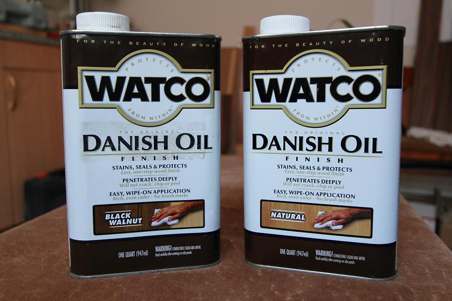 Датское масло для деревянных стен