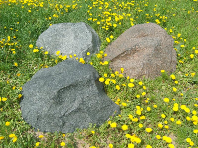 Искусственный декоративный камень в ландшафтном дизайне
