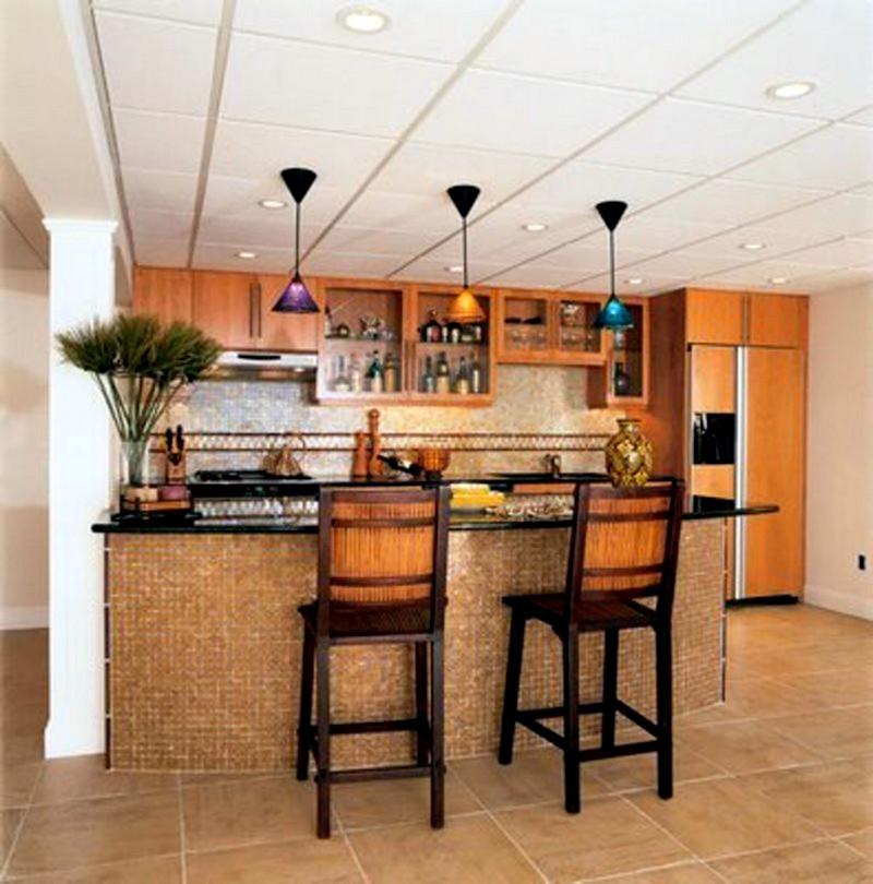 Барная-стойка-для-кухни-в-современном-стиле