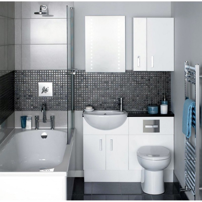 Выбор дизайна ванной комнаты