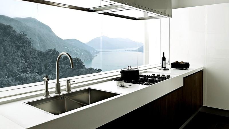 Идея интерьера кухни