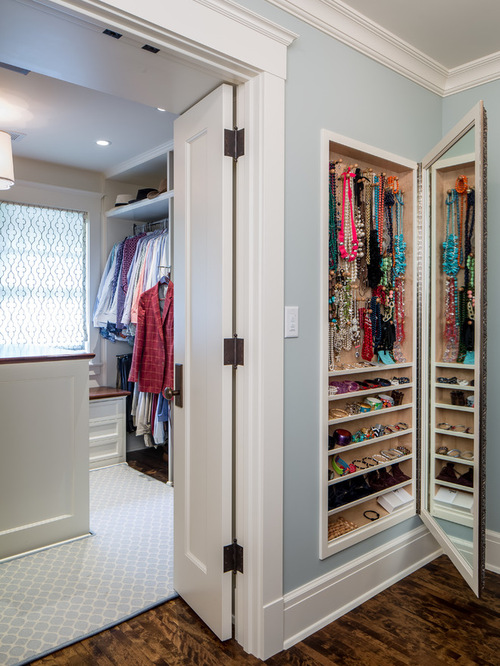Интересный вариант для гардероба