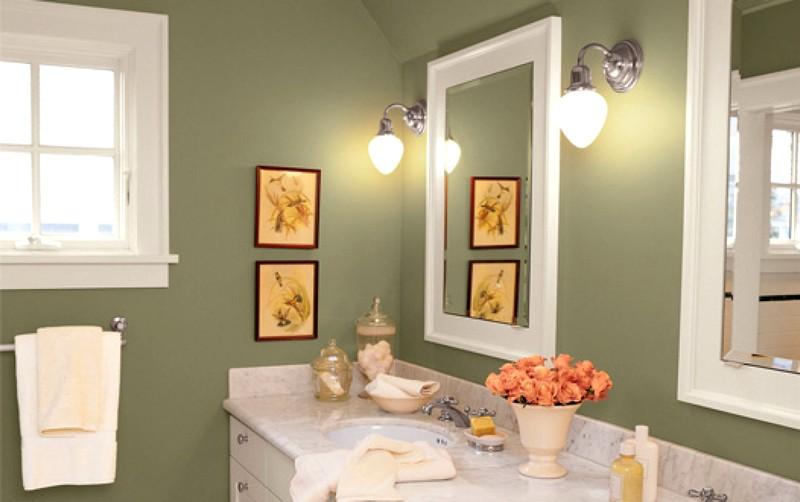 покрашенные-стены-в-ванной