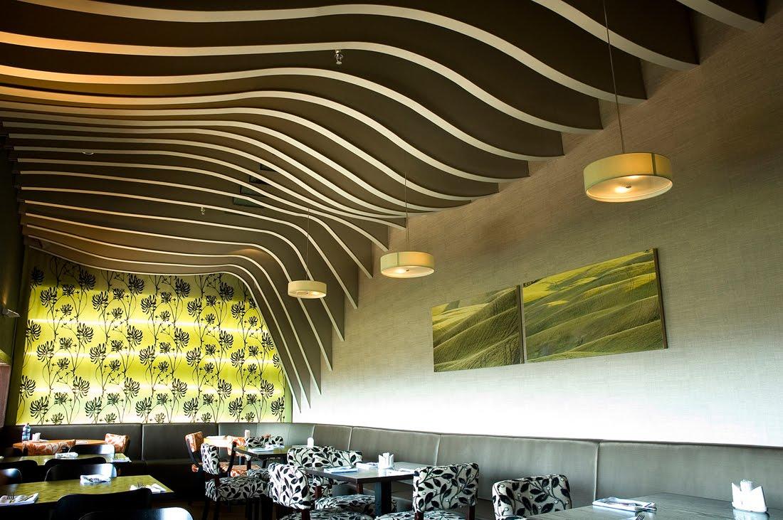 Как выглядят балки на потолке в интерьере: фотопримеры