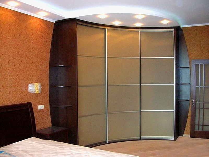 встроенный шкаф купе в спальню фото идеи и рекомендации по выбору