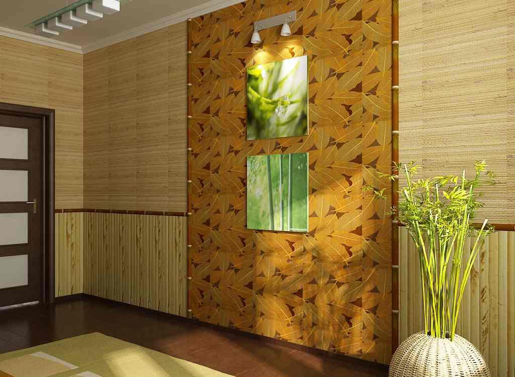 Качественные бамбуковые обои