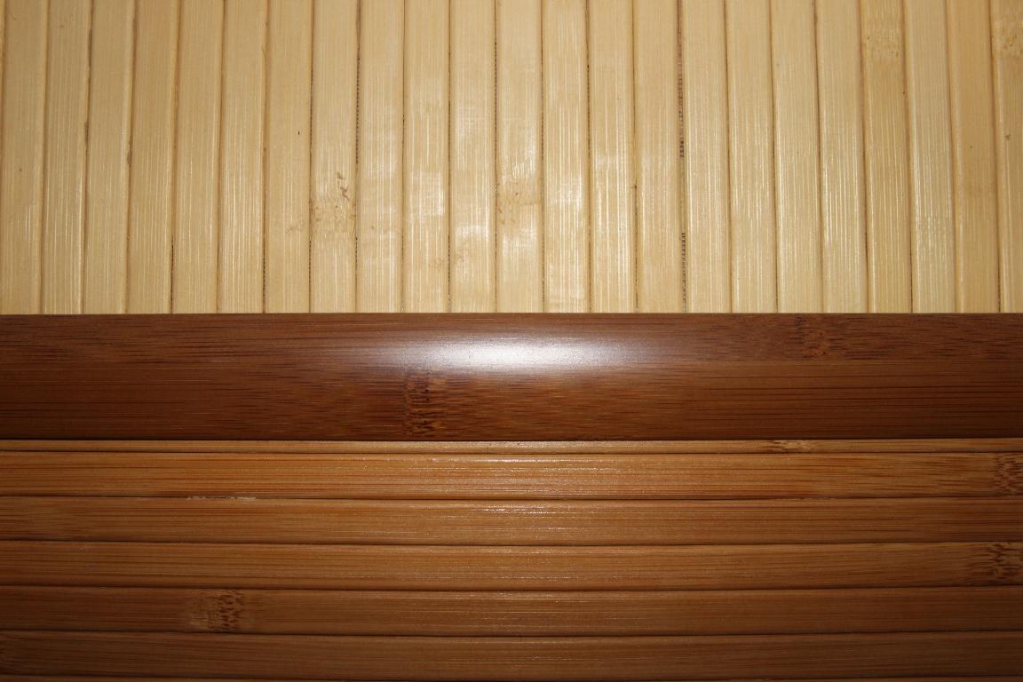 Обои из бамбука универсальны и гармонично впишутся в любую обстановку