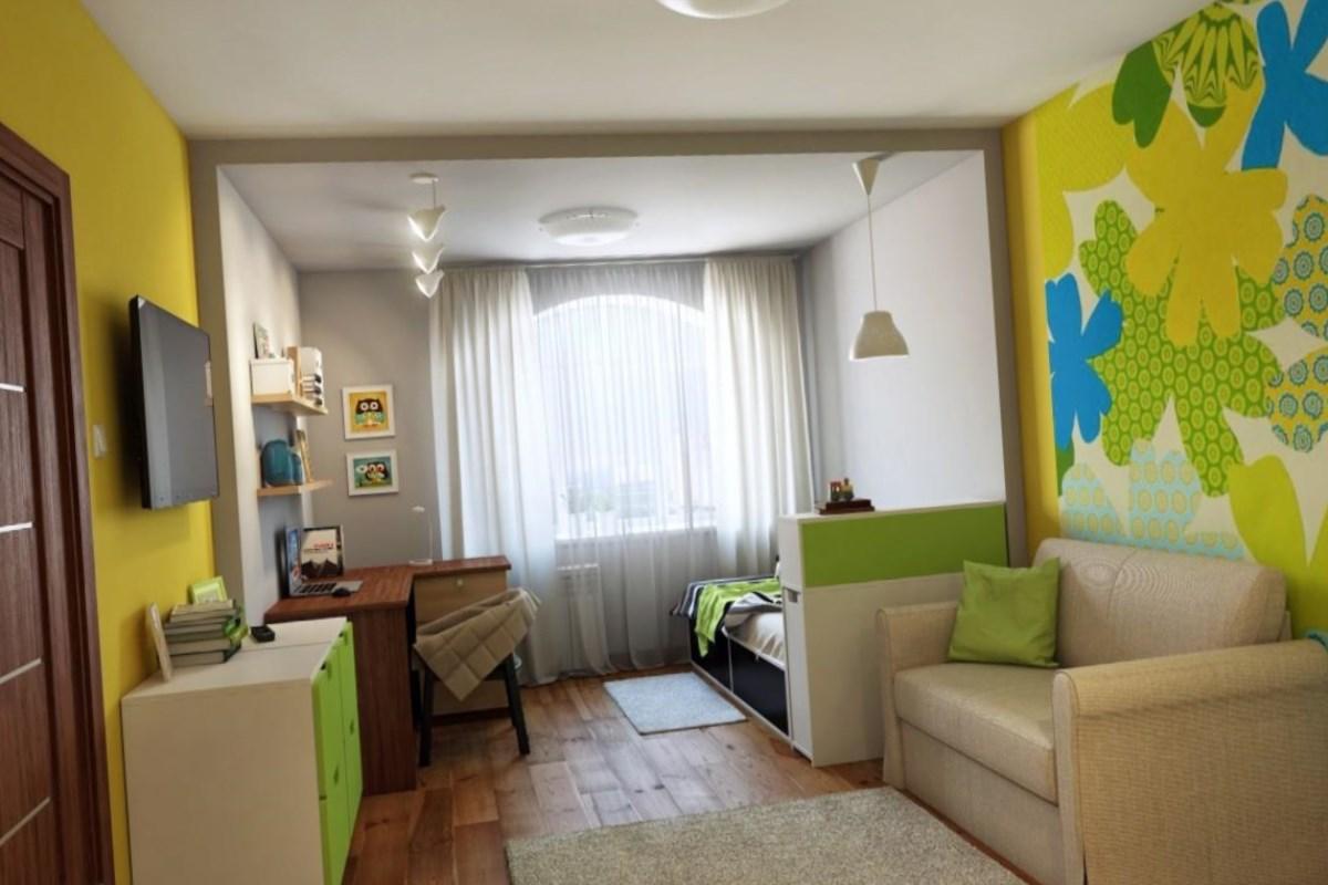 Дизайн комнаты должен соответствовать возрасту ребенка