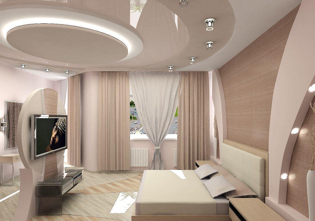 Достаточно широко используются комбинированные потолки