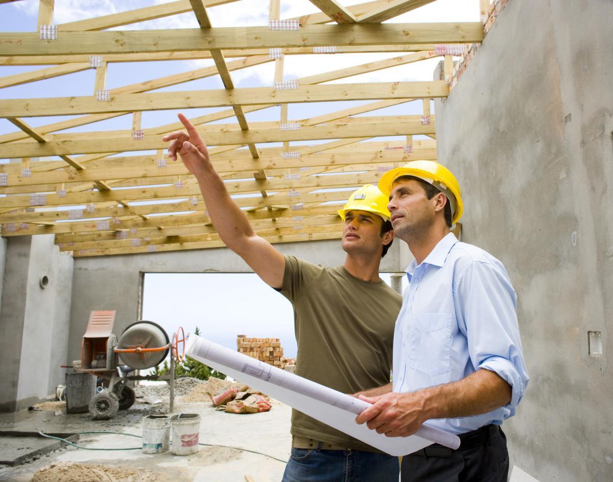 Проведение строительных работ в квартире