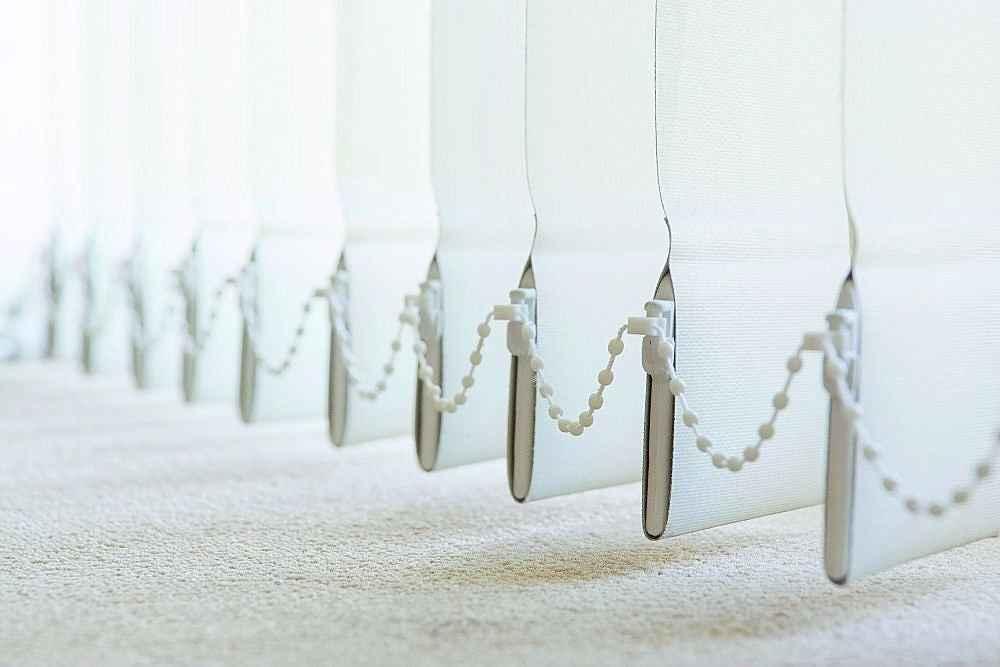 Вертикальные жалюзи из стекловолокна