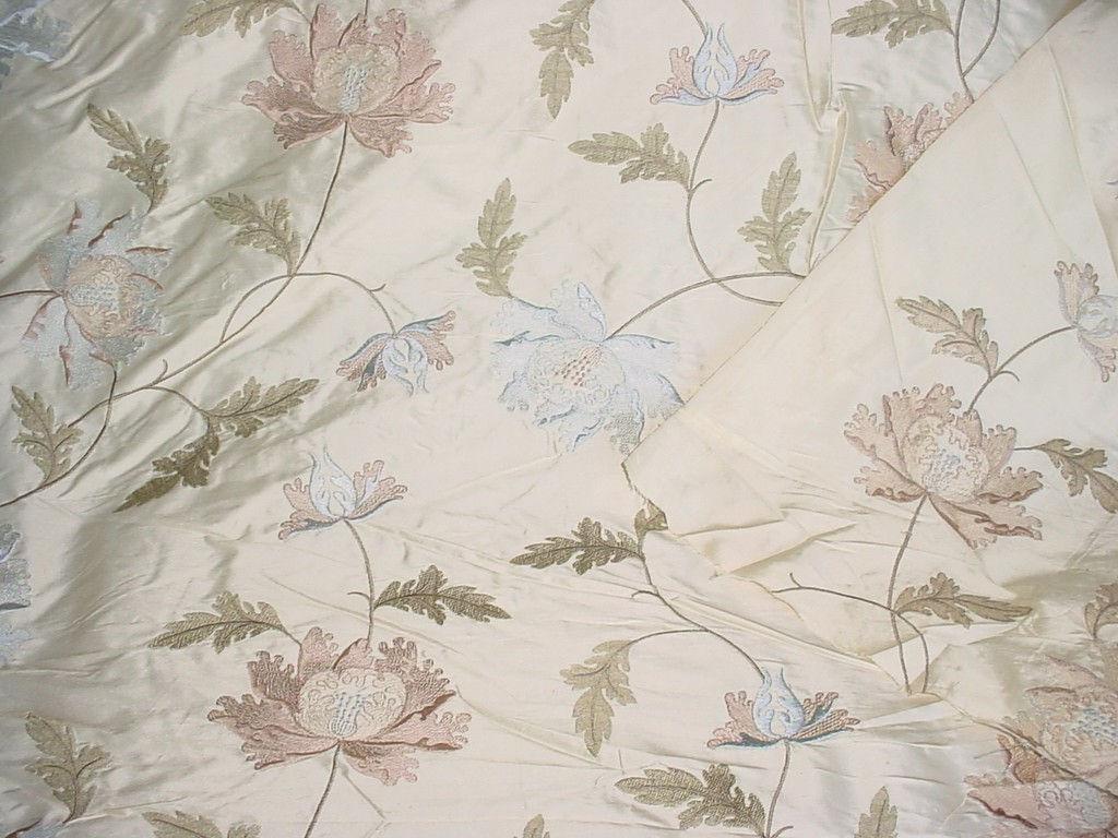 Шторы в пастельных тонах хорошо подойдут для спален и комнат отдыха