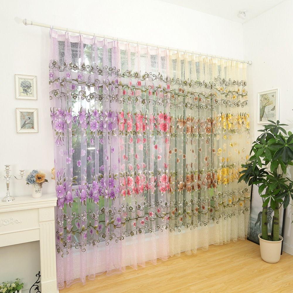 Яркие шторы в детской комнате развивают воображение ребенка