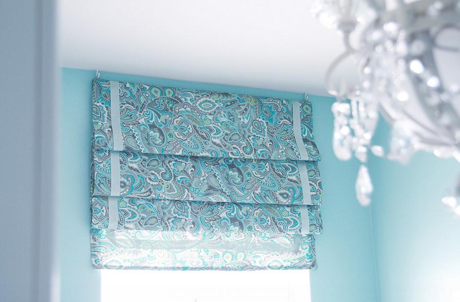 Ткань для римской шторы