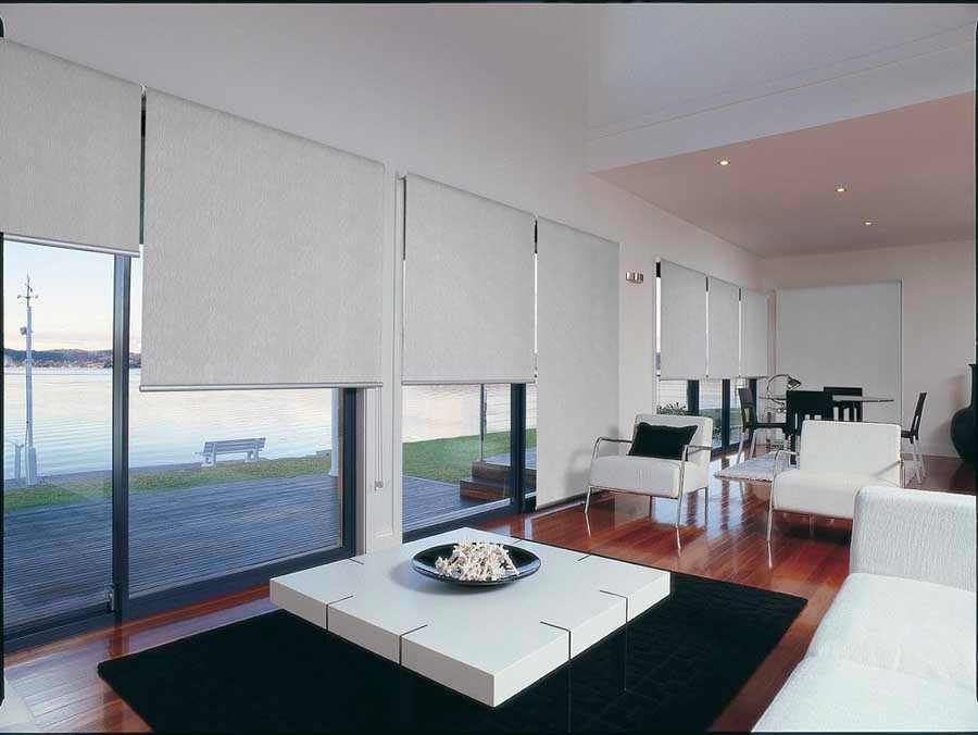 Шторы в светлых тонах хорошо подойдут для спален и комнат отдыха