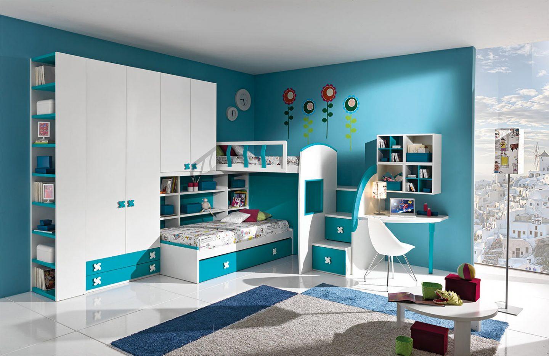 Богатство выбора: модные стили детских комнат
