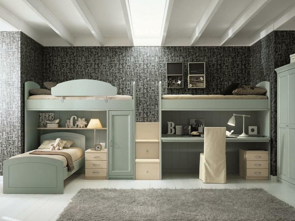 Детская комната в духе современности
