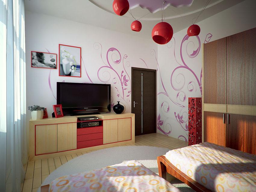 Фото дизайна комнат в стиле модерн