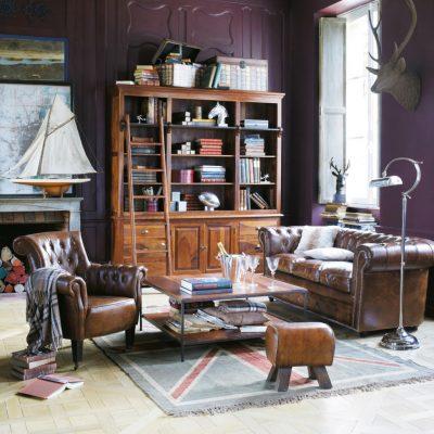 Дизайн мебели для гостиной