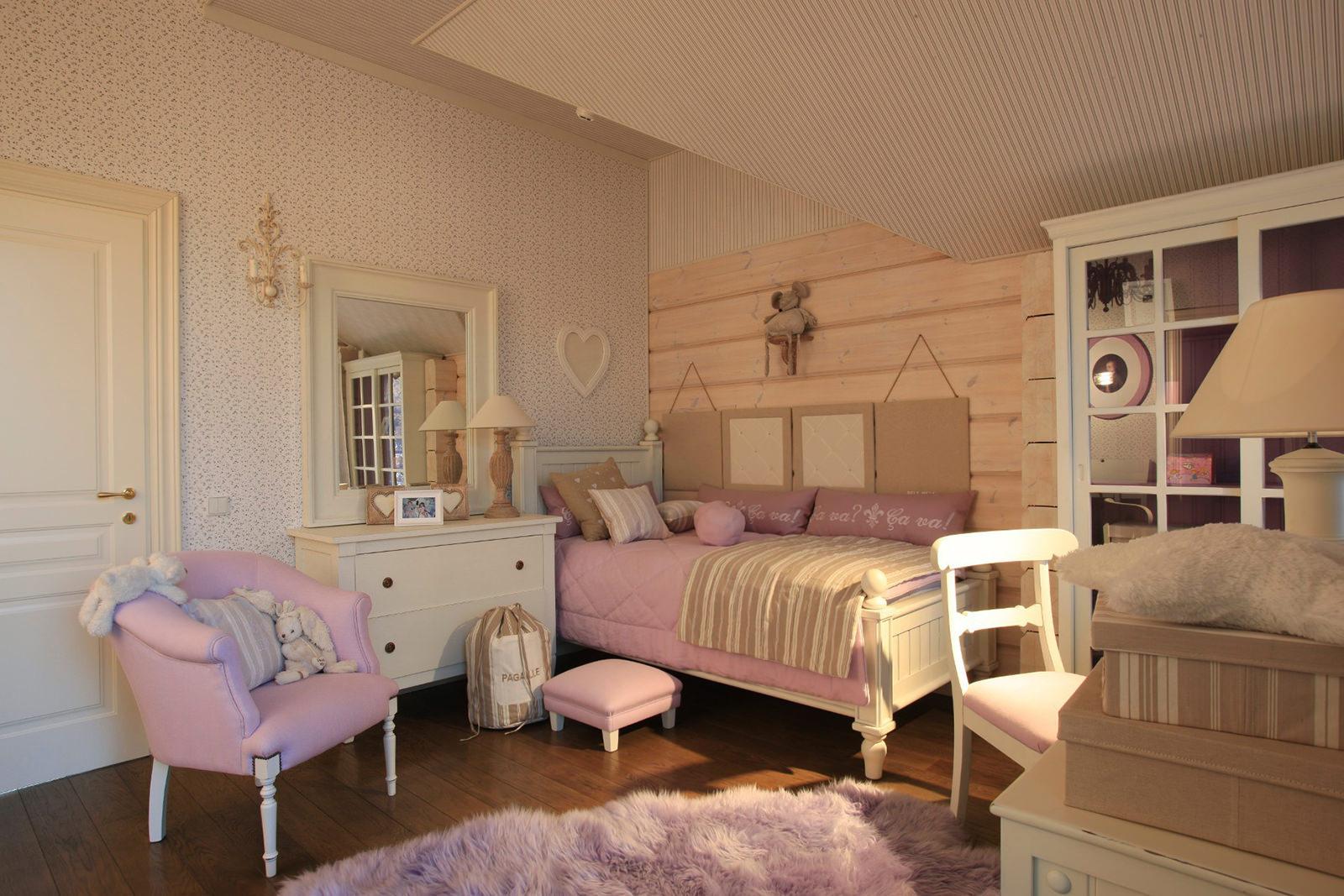 Фото мебели в стиле прованс