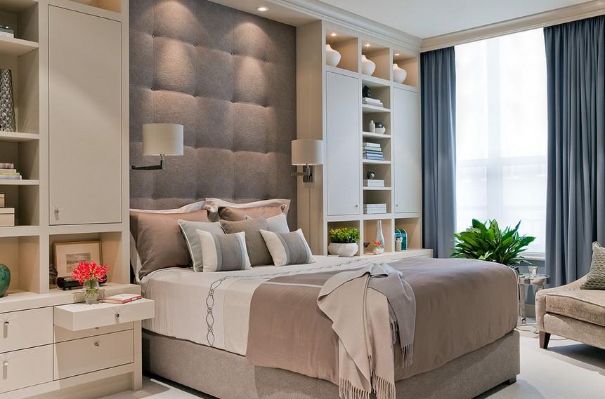 спальни фото дизайн современный стиль