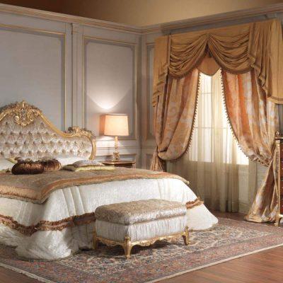 Классическая спальня итальянское