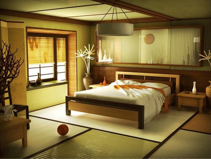 Комната в восточном стиле своими руками