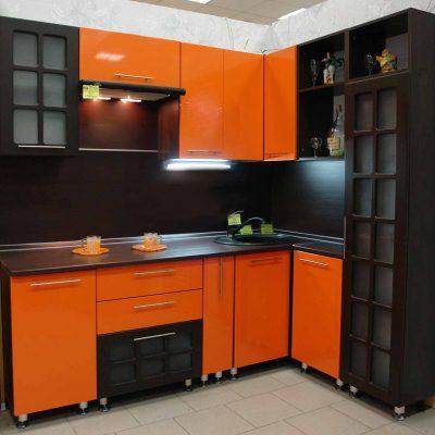 Кухня эконом в восточном стиле