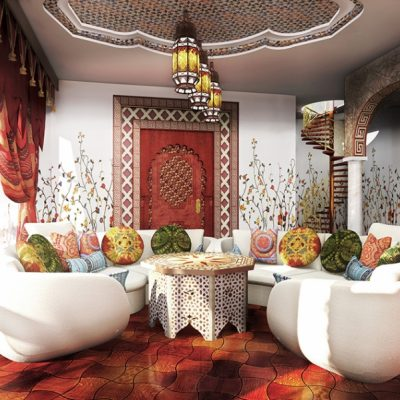 Марокканские акценты