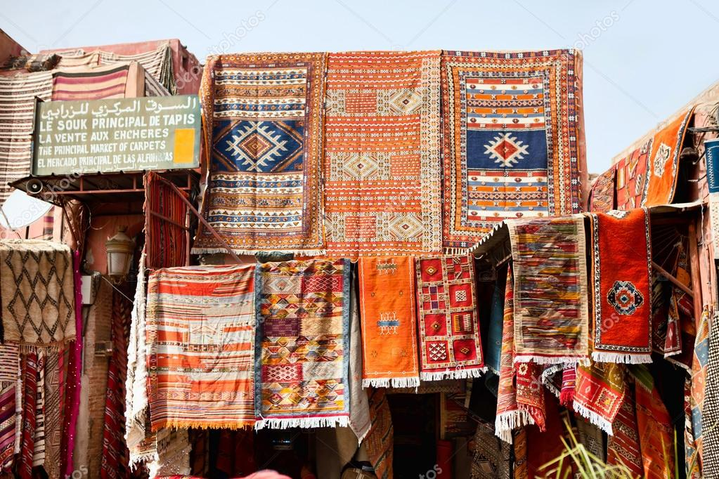 Марокканский ковер