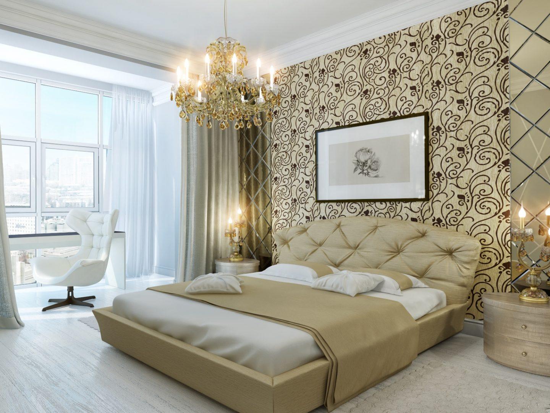 Мебель для оформления спальни в современном стиле
