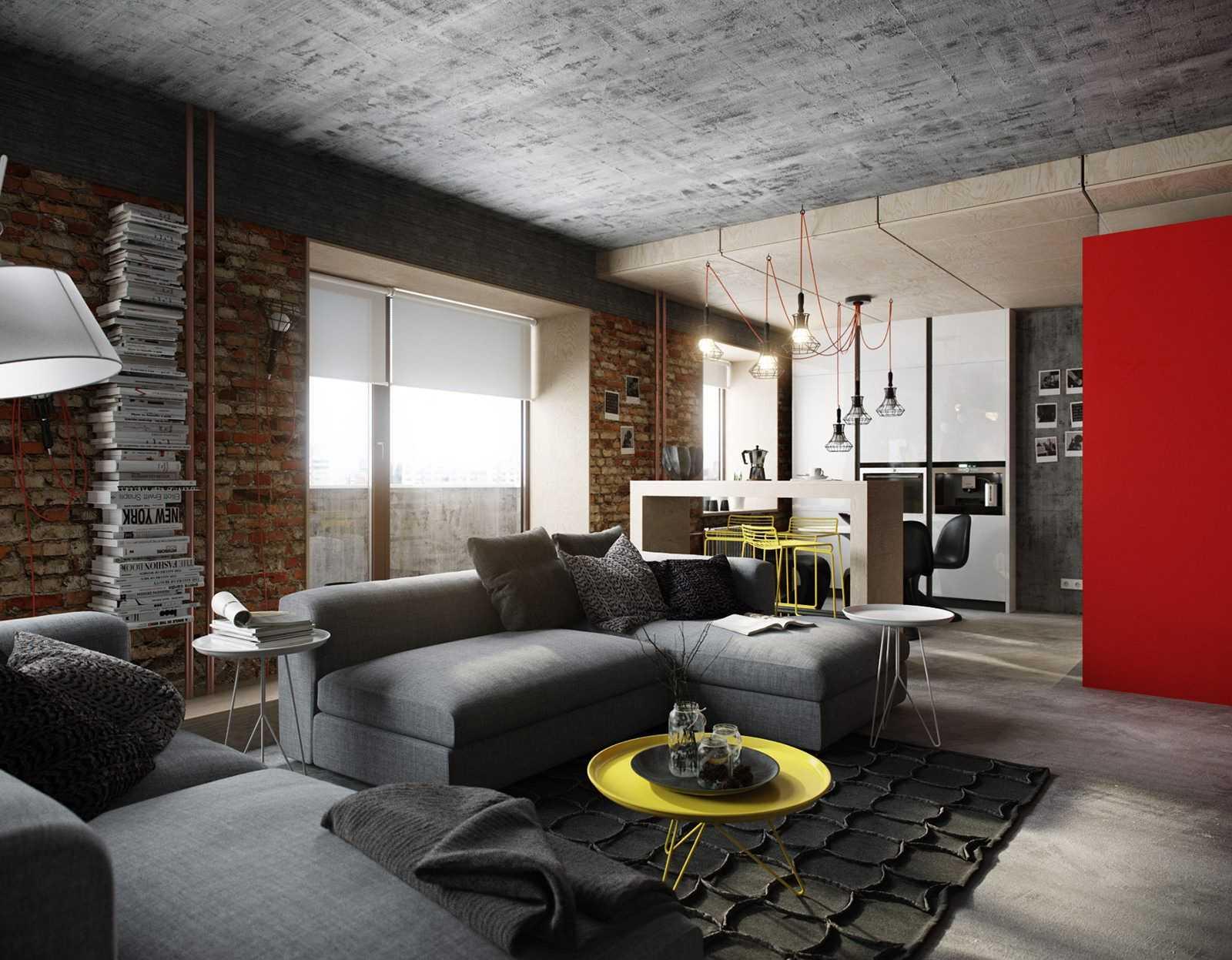 Особенности мебельных предметов для стиля лофт